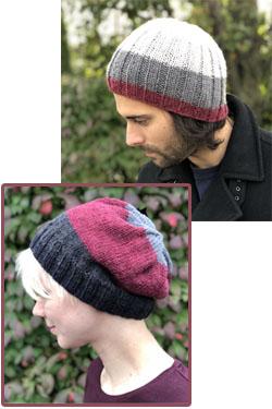 162668e0f03 HotCakes. F836. Hot Cakes. Ribbed Man s Hat (Ladies ...
