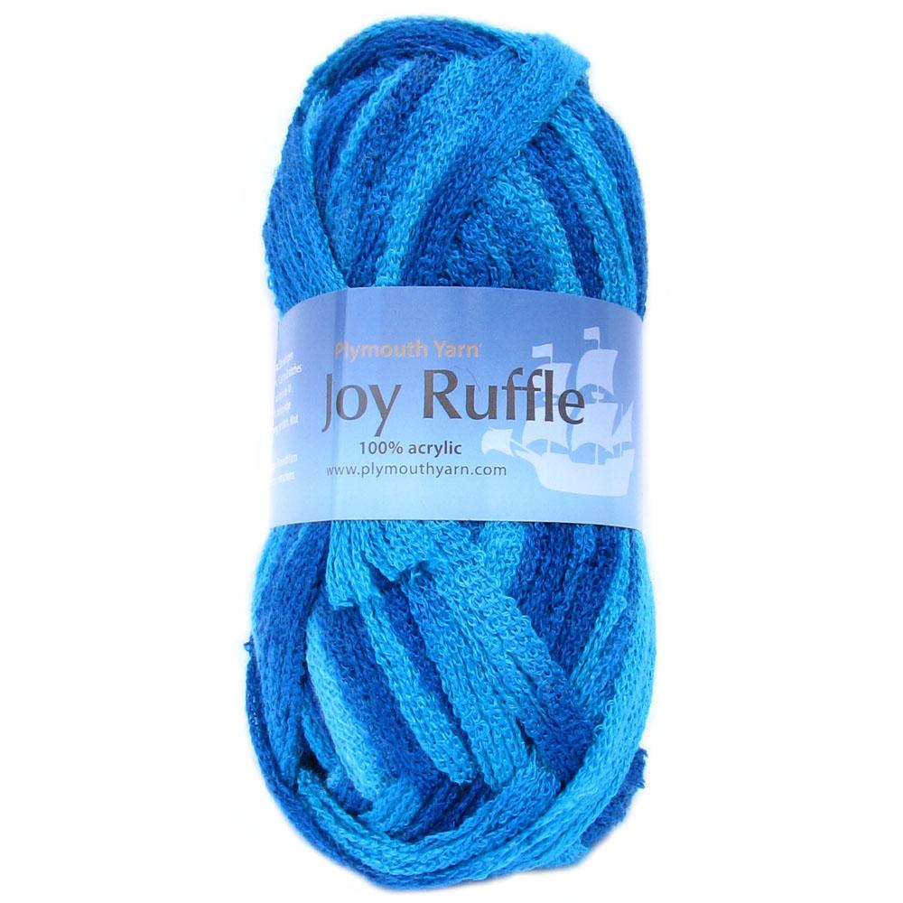 Joy Ruffle - Item 877 | Plymouth Yarn